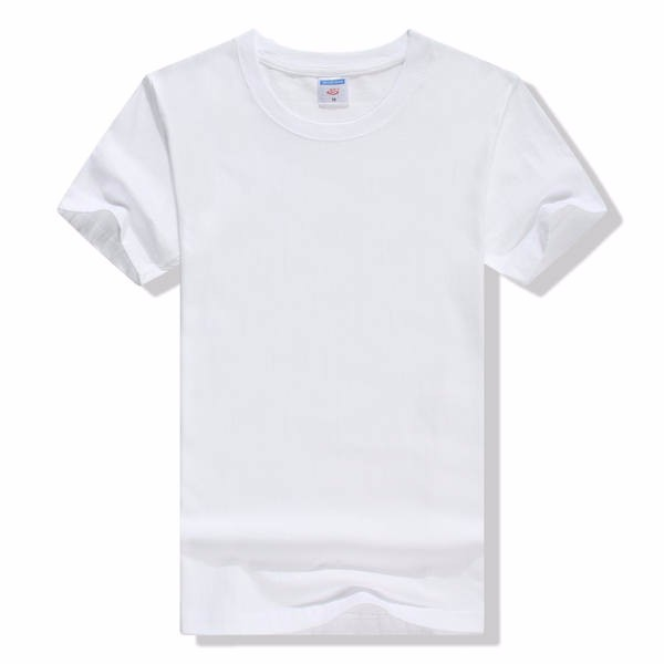 J600 100% Cotton OEM Customized Printed T-shirt