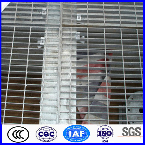low price galvanized steel grating catwalk platform