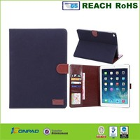 new arrivel hot selling leather case for ipad air 2