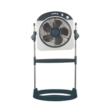 XIANGLI OEM KYT-30A(2) 2017 new design cheap 12 inch 5 blade 3 speed box fan with stand