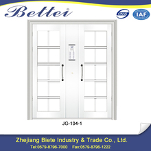 stainless steel residental apartment door main gate designs modern house swing entry gates