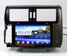 Andriod 4.4 Quad-Core Car DVD Player GPS for Toyota Land Cruiser Prado S160