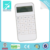 Fupu high quality 10 digit cell phone calculator phone case
