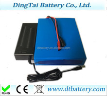 36v 500w electric bike battery 36v 15ah lifepo4 ebike battery pack