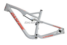27.5er mtb carbon frame 650b full suspension Carbon mountain bicycle frame Chinese MTB frameset