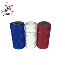 210D Colorful Twisted High tenacity Nylon twist Twine