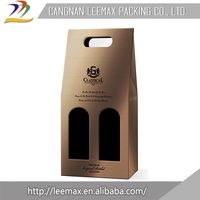 Wholesale Low Price High Quality Wine Box Gift Box