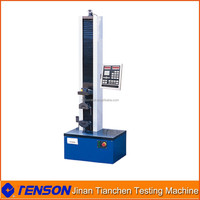 Rubber Plastic Electrical Wire Cable Tensile Electronic Universal Testing Machine 0.5kN 1kN 2kN 5kN