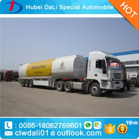 iveco trailer head tractor truck with tanker trailer for sale 60,000L
