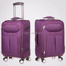 lightweight china cheap wheeled fancy luggage bags