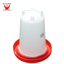 Plastic poultry waterer chicken drinkers for sale