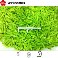 Iqf Frozen Peas pods decorations with best price