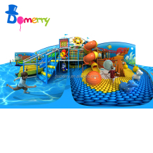 More safety commercial widely used excellent quality indoor kids playland