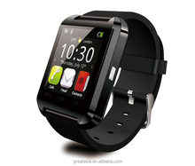BT Smartwatch U8 U Smart Watch for ISO Android Phone Smartphones Android Wear
