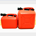OEM Blow Mold Plastic HDPE 5L /10L Jerry Can/oil Container/Fuel Drums.