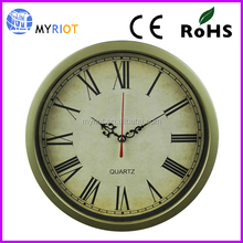 wholesale 8inch old style small wall clock