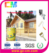Excellent fire retardant spray paint for wood protection coat