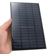 Low price solar panel with high quality made in China mini solar board 4.8v 0.2w