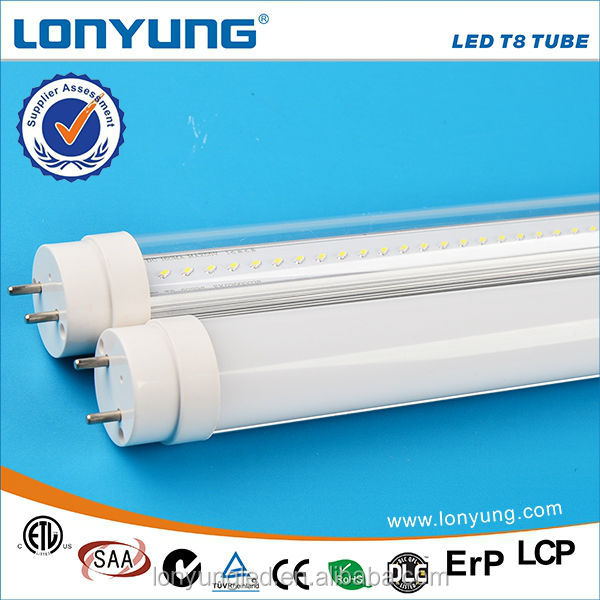2FT 60cm 9w direct-replace t8 led replacement of circular fluorescent 3 years warranty with ETL TUV SAA CE ROHS DLC LCP approval
