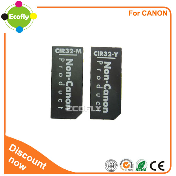 Compatible toner chip CD3200 for Canon IR C3200 3220 2620 Drum for Canon pixma chip reset