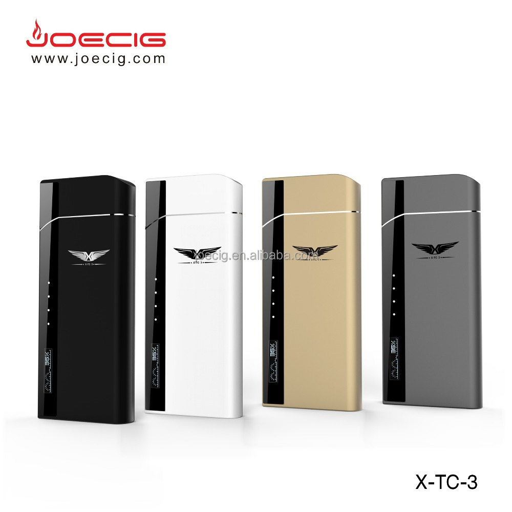 2016 top selling vape pen joecig pcc case with cbd oil vape pen rechargeable E-CIG