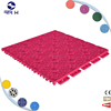 SG81 Healthy Wearable PP Sports Floorings with Multi-colors