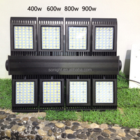 DLC CE RoHS led tennis court lighting outdoor indoor sport field flood light for badminton
