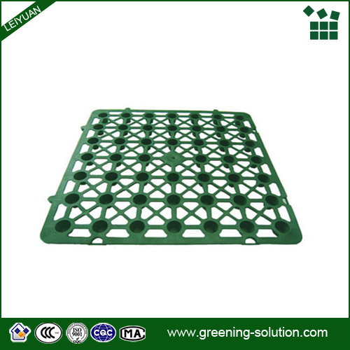 Polypropylene Drainage Cell : Plastic hdpe drain cell for roof garden buy