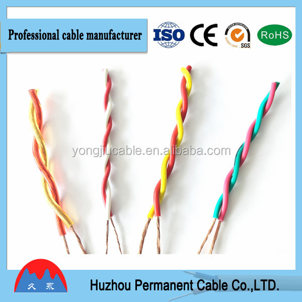 Field Telephone Cable Double Wire (Twisted)