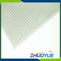 translucent skylight balcony cover sheet roof materials