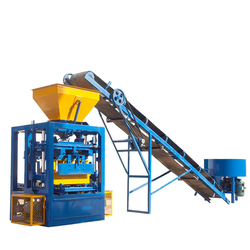 QT4-24 Fly ash concrete block making machine with high quality