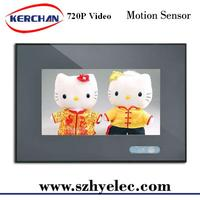 Shenzhen newest lcd display for advertising with 1280x720 hd resolution