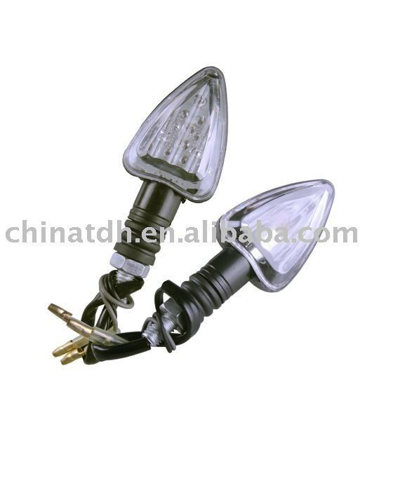 Factory direct sales motorcycle LED turn light winker lamp