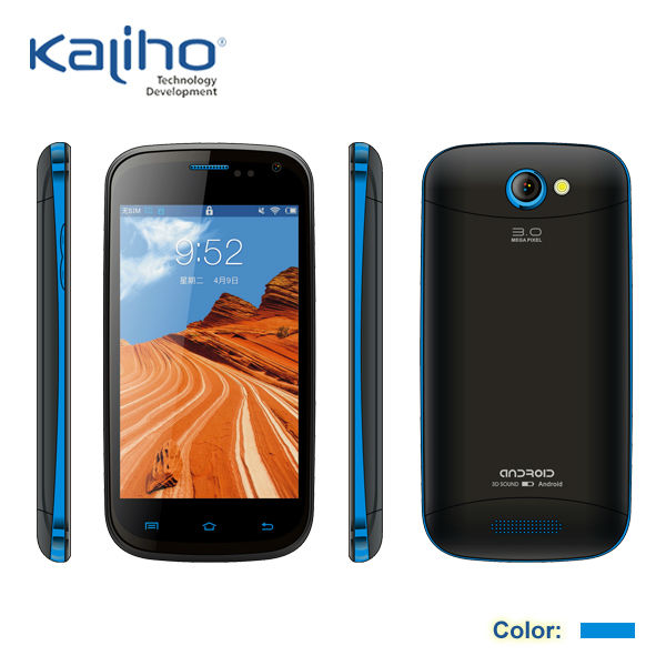 cheap china cell phone low end price 4 inch Android handset