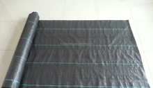 Anti weed cloth,PP woven weed control mat for ex-factory price