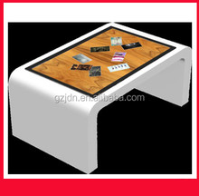 42inch table design popular interactive digital signage led player with games