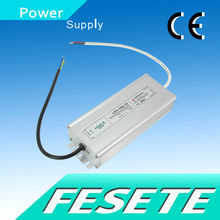 Waterproof IP67 zigbee led driver100W AC/DC Power Supply