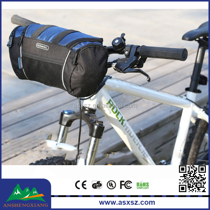 High Quality 600D Polyester Outdoor Cycling Road Bike Bicycle Convenient Handlebar bag