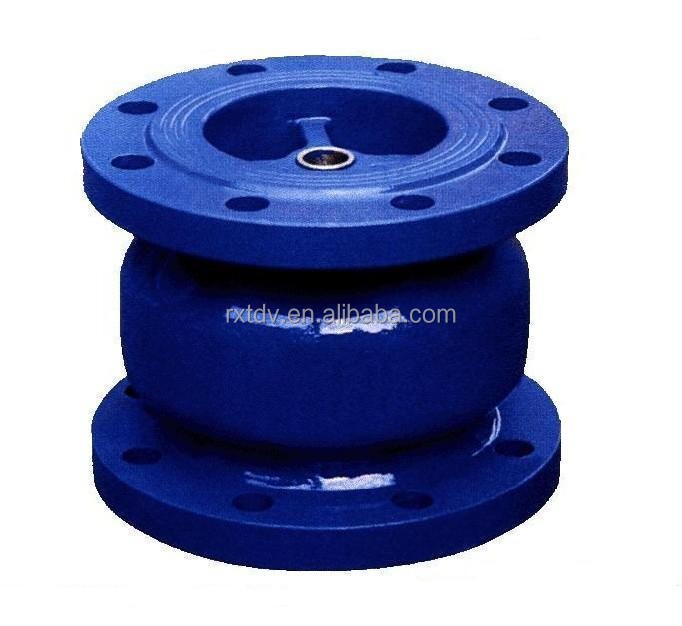 ul fm check valve for fire fighting equipment