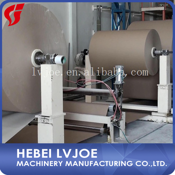 Paper Faced Gypsum Board Machinery Manufacturers with More Than 16 Years Experience