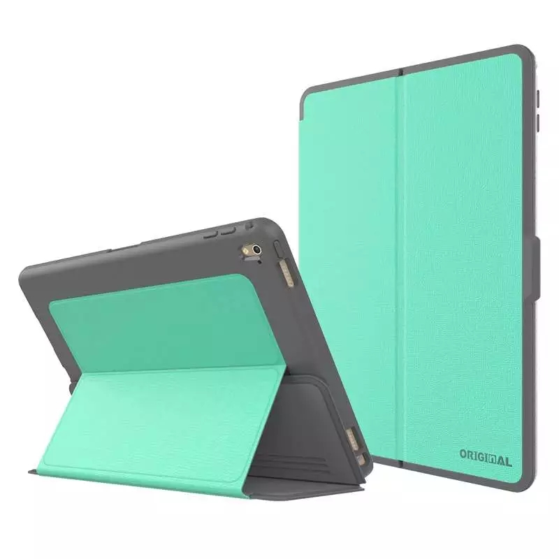 Leather Tablet child proof case for Ipad air2, 7 inch tablet case for zte tablet