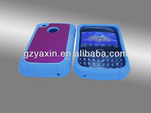 3 in 1 for blackberry coat, back cover for blackberry coat