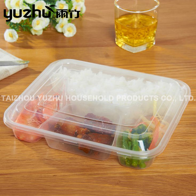 Best Quality Hot Selling Clear Plastic Disposable Food Container