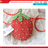 China supplier wholesale best selling strawberry bag for sweet girl