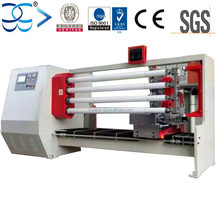 Four Shafts Foam Adhesive Tape and Paper Tube Cutting Machine