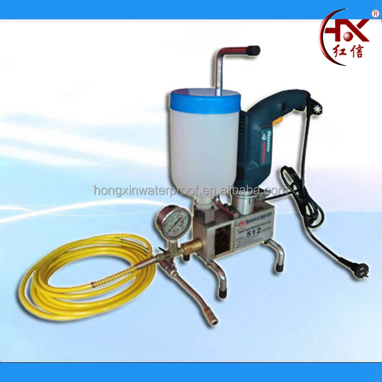 HX-512 10000psi High Pressure Grouting Injection Polyurethane Spray Pump