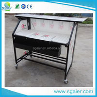 sgaier event folding bar furniture used bar counter table with reasonale price