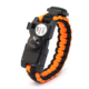 Paracord Bracelet, Survival Bracelet,23 in 1 Survival Gear Kit with Waterproof SOS LED Light Emergency Knife Whistle