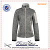 Women 100% polyester lightweight waterproof softshell jacket