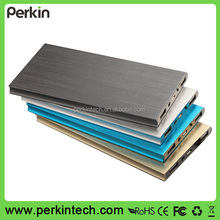 PP1006 unique power bank 12000mAh Full Aluminiuput With CE FCC RoHS Housing 2A In cell phone power bank
